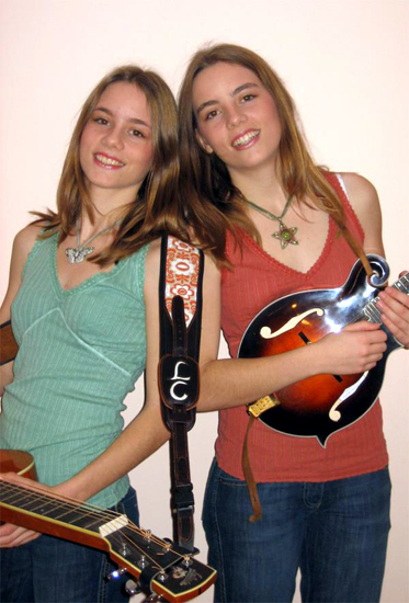 Carrivick Sisters In The Box Bluegrass Today